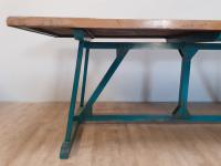Large Industrial Refectory Table (3 of 7)