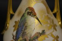 Pair of Very Rare Royal Worcester Vases (3 of 5)