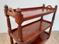 Victorian Mahogany Buffet c.1860 (4 of 6)