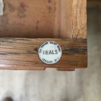 Heal & Son Oak Corner Desk (4 of 10)