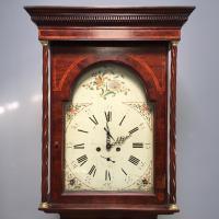 Early Victorian Mahogany Longcase Clock (2 of 9)