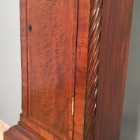 Early Victorian Mahogany Longcase Clock (6 of 9)