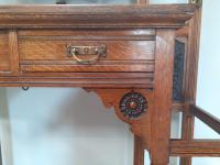 Victorian Oak Hallstand c.1870 (5 of 6)