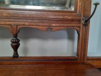 Victorian Oak Hallstand c.1870 (3 of 6)