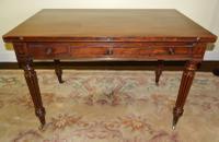 Gillows Mahogany 'Universal' Table c.1820 (6 of 8)