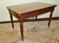 Gillows Mahogany 'Universal' Table c.1820 (5 of 8)