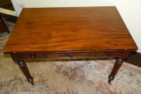 Gillows Mahogany 'Universal' Table c.1820 (4 of 8)