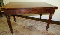 Gillows Mahogany 'Universal' Table c.1820 (3 of 8)