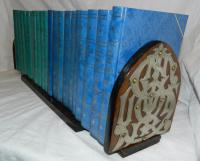 Victorian Book Slide with Celtic Decoration (4 of 5)