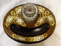 Victorian Desk Tidy / Inkwell (2 of 5)
