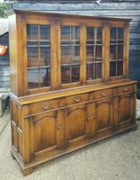 Top Quality Solid Oak Titchmarsh & Goodwin Design Bookcase