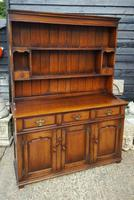 Solid Oak Titchmarsh & Goodwin Dresser