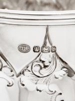 Victorian Silver Two Handle Presentation Cup with a Maker Bird Finial (4 of 4)