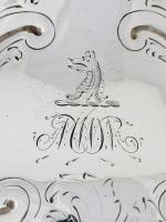 Victorian Baluster Form Four Piece Silver Tea & Coffee Service (3 of 7)