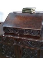 Oak Writing Box / Slope