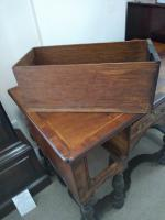 Burr Walnut Lowboy (5 of 8)