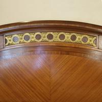 French Empire Style Mahogany Bed c.1900 (10 of 12)