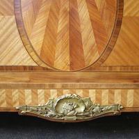 French Empire Style Mahogany Bed c.1900 (11 of 12)