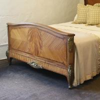 French Empire Style Mahogany Bed c.1900 (2 of 12)