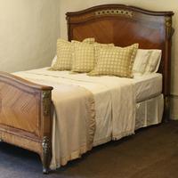 French Empire Style Mahogany Bed c.1900 (3 of 12)
