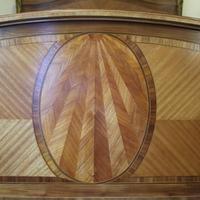 French Empire Style Mahogany Bed c.1900 (7 of 12)