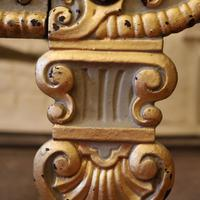Gilded Cast Iron Daybed c.1900 (11 of 15)
