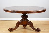 Victorian Mahogany Breakfast Table (2 of 8)