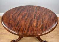 Victorian Mahogany Breakfast Table (5 of 8)