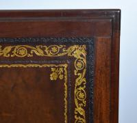 Victorian Mahogany Partners Desk (12 of 12)