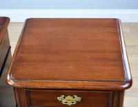 Pair of Victorian Mahogany Bedside Chests (5 of 5)