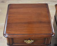 Pair of Victorian Mahogany Bedside Chests (4 of 5)