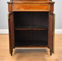 Regency Rosewood & Brass Inlaid Chiffonier (5 of 12)