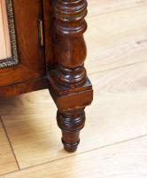 Regency Rosewood & Brass Inlaid Chiffonier (7 of 12)