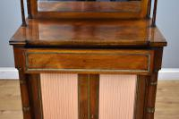 Regency Rosewood & Brass Inlaid Chiffonier (6 of 12)