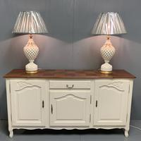"""Large Pair of Spanish Lamps by """"Bondia"""" of Manises (2 of 12)"""