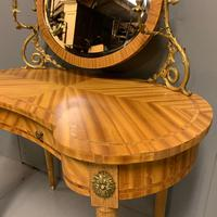 French Kidney Shape Dressing Table (5 of 10)