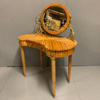 French Kidney Shape Dressing Table (2 of 10)