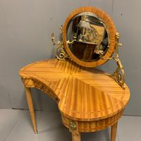 French Kidney Shape Dressing Table (4 of 10)