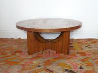 Modernist Mid Century Rosewood Table