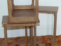 Cotswold School Nest of Tables (4 of 9)