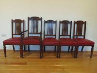 Shapland & Petter Set of Five Chairs