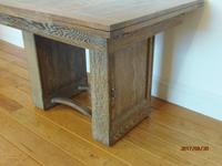 Heals Limed Oak Extending Dining Table (7 of 10)
