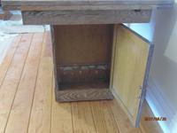 Heals Limed Oak Extending Dining Table (6 of 10)