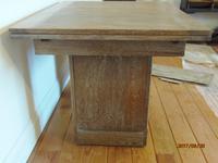 Heals Limed Oak Extending Dining Table (5 of 10)