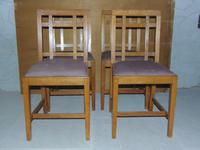 "Set of 4 Brynmawr ""Mount"" Chairs (6 of 7)"