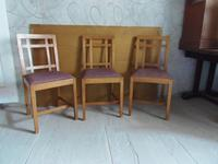 "Set of 4 Brynmawr ""Mount"" Chairs (3 of 7)"