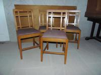 "Set of 4 Brynmawr ""Mount"" Chairs (2 of 7)"