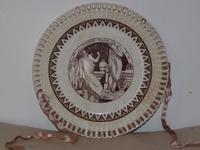 John Moyr Smith Ribbon Plate (2 of 3)