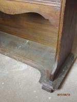 E.A.Taylor For Wylie & Lochhead Oak Secretaire Bookcase (5 of 9)