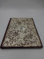 Antique Silver Mounted Blotter, London 1902